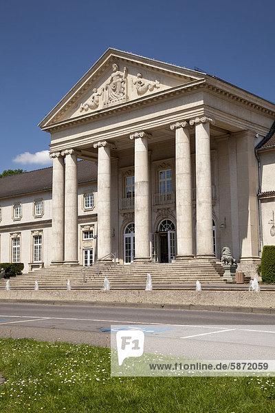 Spielcasino im Kurhaus  Aachen  Rheinland  Nordrhein-Westfalen  Deutschland  Europa  ÖffentlicherGrund