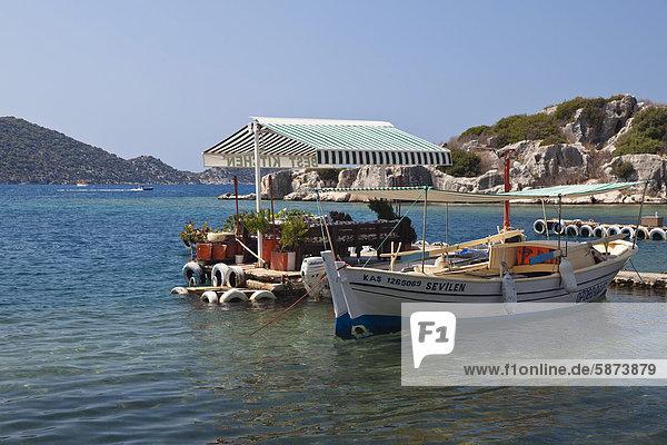 Mittelmeer Türkei lykischen Küste Mittelmeer,Türkei,lykischen Küste