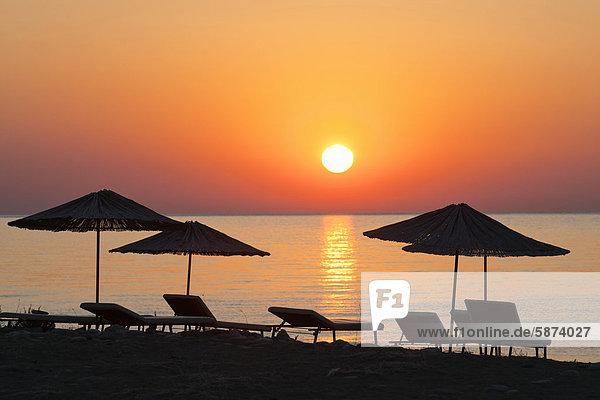 Stuhl Strand Sonnenaufgang Schatten Mittelmeer Türkei lykischen Küste Stuhl,Strand,Sonnenaufgang,Schatten,Mittelmeer,Türkei,lykischen Küste