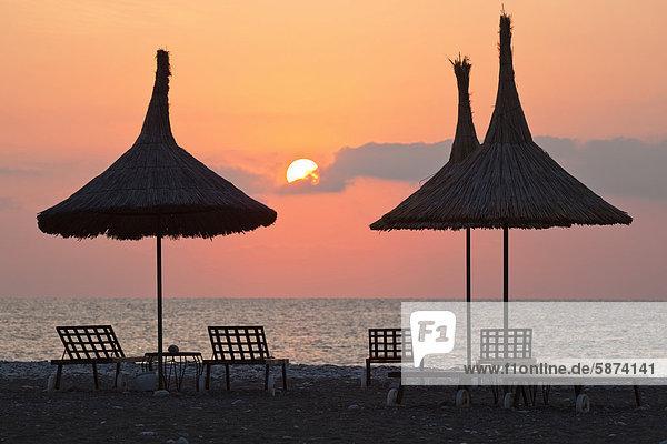 Stuhl Strand Sonnenaufgang Schatten Stroh Mittelmeer Türkei lykischen Küste Stuhl,Strand,Sonnenaufgang,Schatten,Stroh,Mittelmeer,Türkei,lykischen Küste