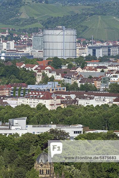 Europa Baden-Württemberg Gasometer Deutschland
