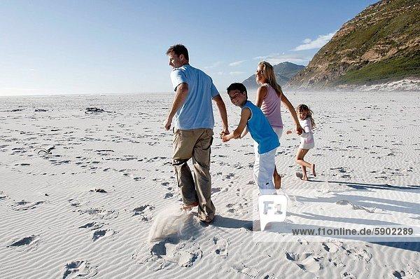 Strand , rennen , halten , Mittelpunkt , 2 , Erwachsener