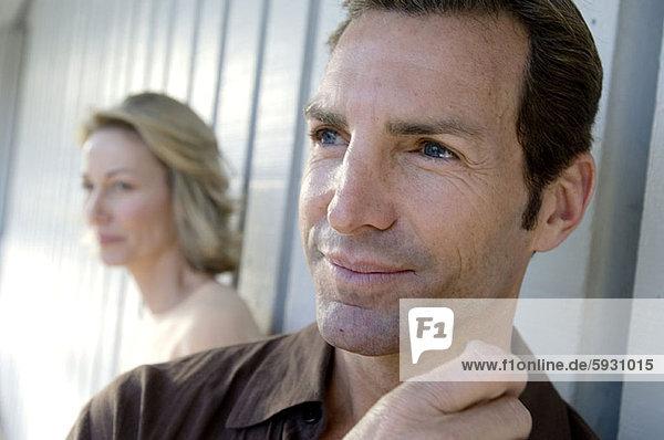 hinter  Frau  Mann  Close-up  close-ups  close up  close ups  Mittelpunkt  Erwachsener