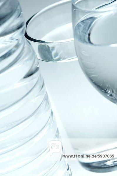 Wasser  Close-up  close-ups  close up  close ups  2  Flasche