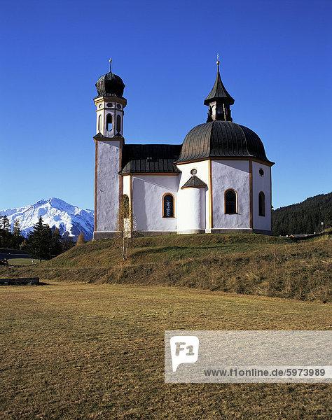 Seekircherl  Seefeld  Tirol (Tyrol)  Austria  Europe