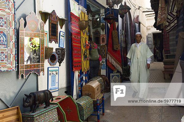 Medina  Rabat  Morocco  North Africa  Africa