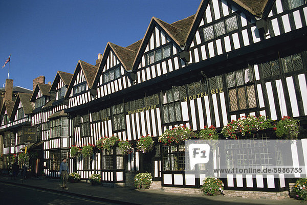 Europa Großbritannien England Stratford Warwickshire