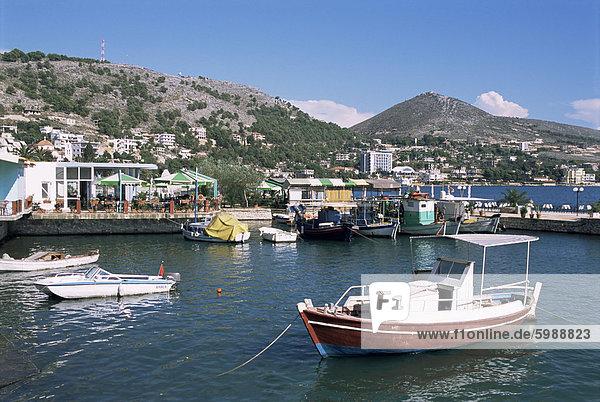Saranda  Albanien  Europa