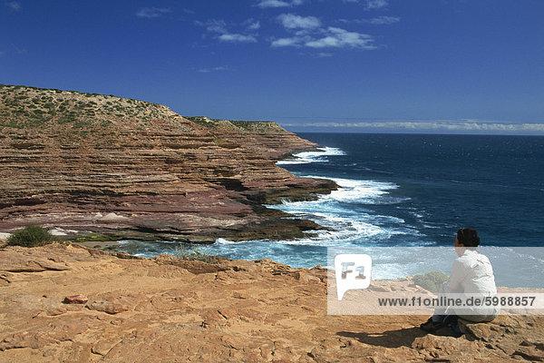 Pot Alley  Kalbarri National Park  Westaustralien  Australien  Pazifik