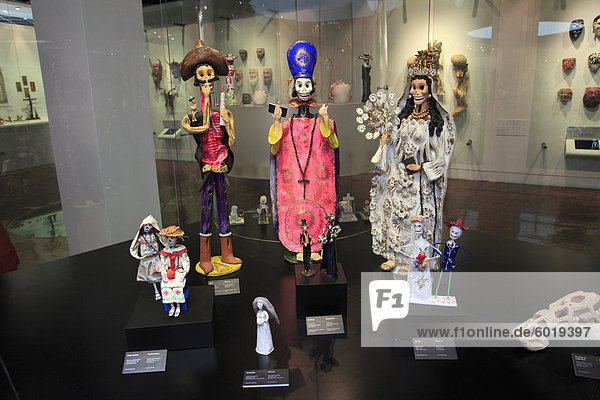 Museum of Popular Art  Mexico City  Mexico  North America