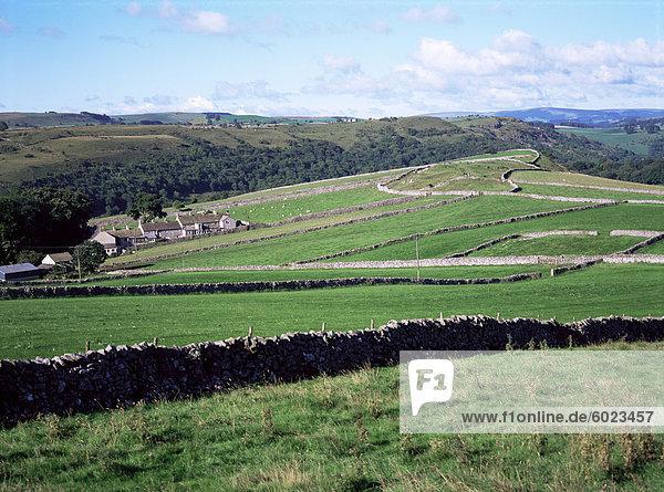Europa  Großbritannien  Derbyshire  England