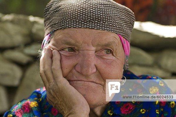 Alte Pamiri  Badakhshan Region  Tadschikistan  Zentralasien  Asien