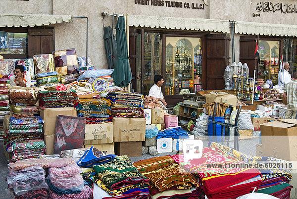 Gewürz-Markt  Dubai  Vereinigte Arabische Emirate  Naher Osten