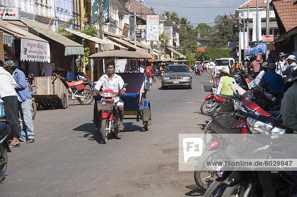 Siem Reap  Kambodscha  Indochina  Südostasien  Asien