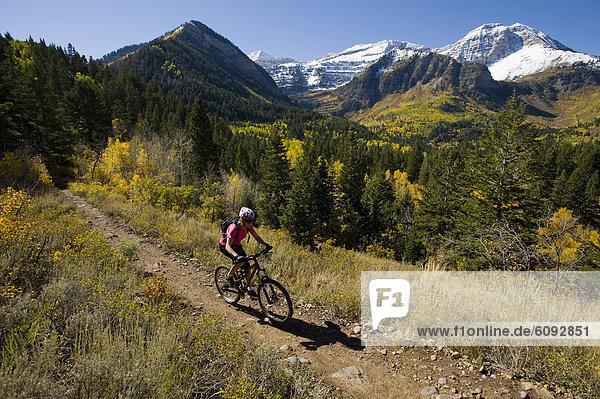 Berg  fahren  Utah