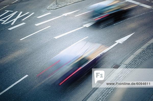 Deutschland  Bayern  München  Straßenverkehr