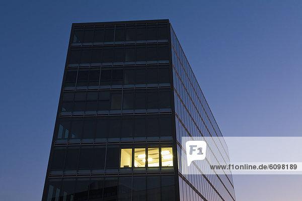 Deutschland  Baden Württemberg  Stuttgart  Bürogebäude