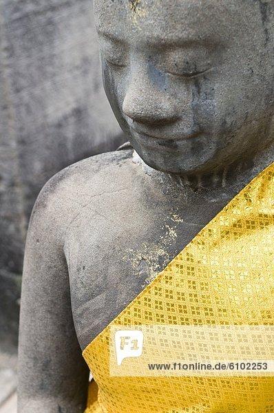 Statue  Komplexität  Angkor  Buddha  Kambodscha