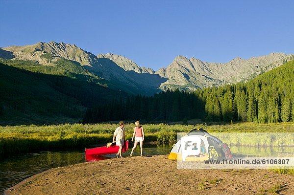 Berg  See  camping