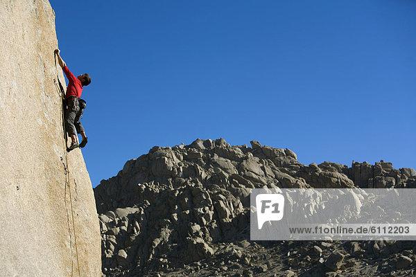 führen  klettern  Blei