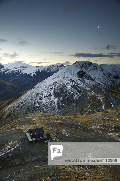 Hütte  Berg  neu