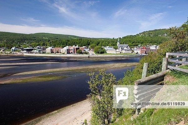 La Malbaie  Charlevoix  Quebec  Canada