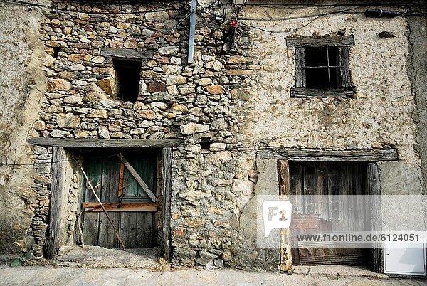 Ländliches Motiv ländliche Motive Madrid Hauptstadt Wohnhaus Stadt typisch Spanien