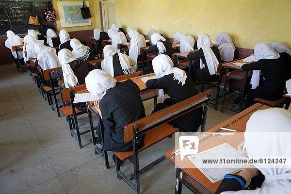girls-school in Kabul  Afghanistan