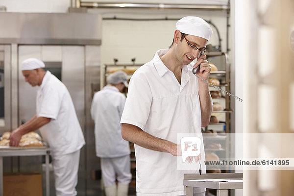 sprechen  Küche  Köchin