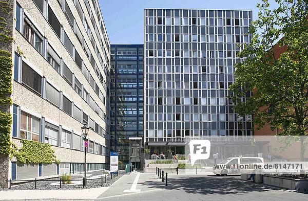Klinikum Ernst von Bergmann  Potsdam  Brandenburg  Deutschland  Europa