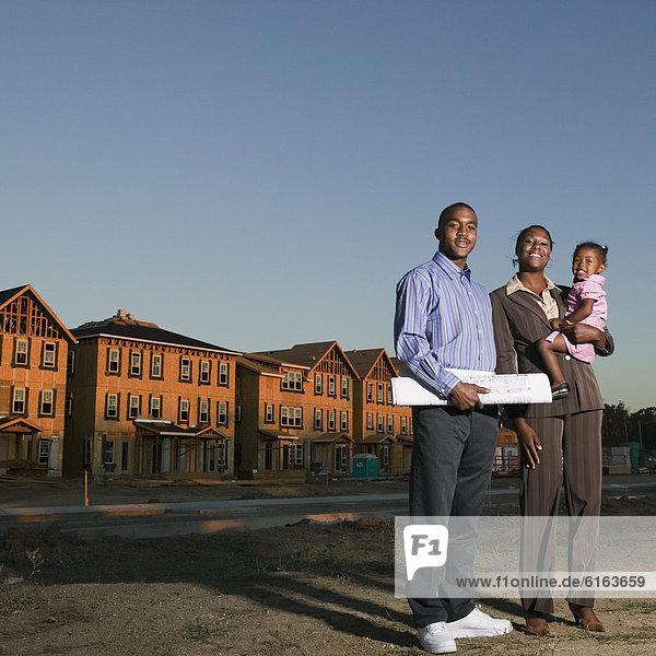 bauen amerikanisch Nachbarschaft