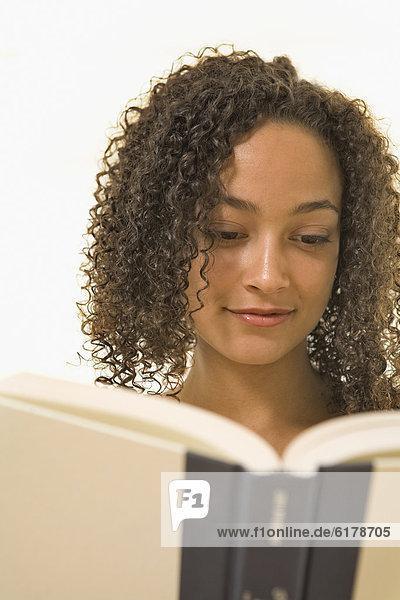 Frau  vorlesen