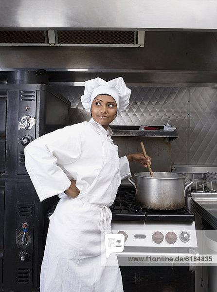 Lebensmittel  Vorbereitung  mischen  Köchin  Mixed