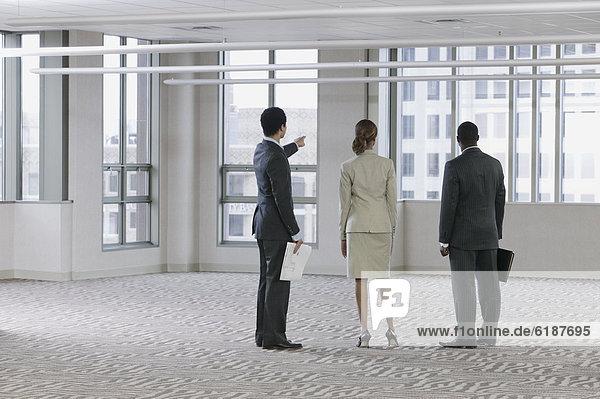 leer  Mensch  sehen  Menschen  Gebäude  multikulturell  Business
