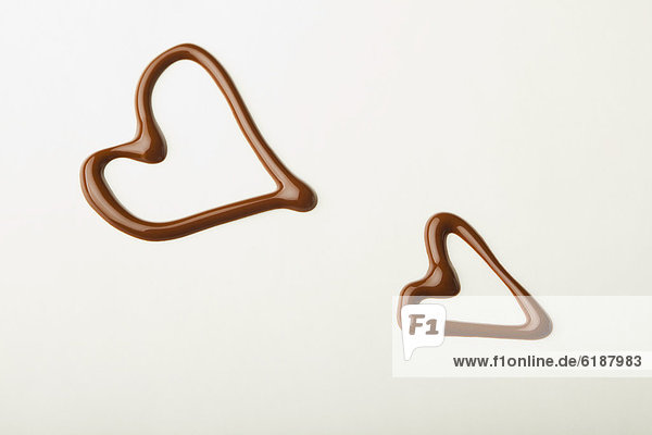 Liebesherz  Liebesherzen  herz  Herzen  herzförmig  herzförmiges  Schokolade  Zeichnung