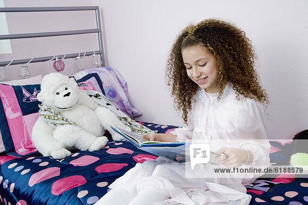 mischen  schlafen  Geschichte  Mädchen  Mixed  vorlesen