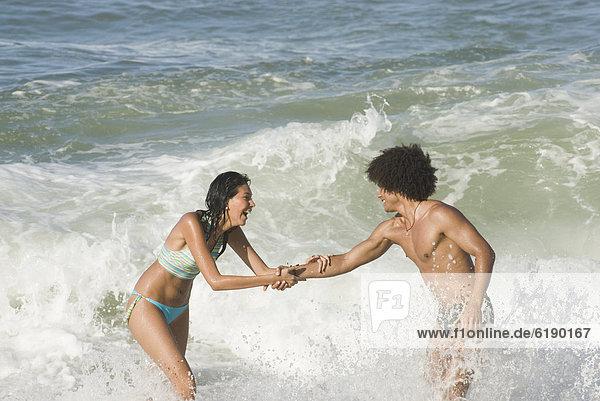 Ozean  multikulturell  spielen