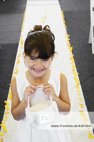 Blume  Hochzeit  Hispanier  Mädchen