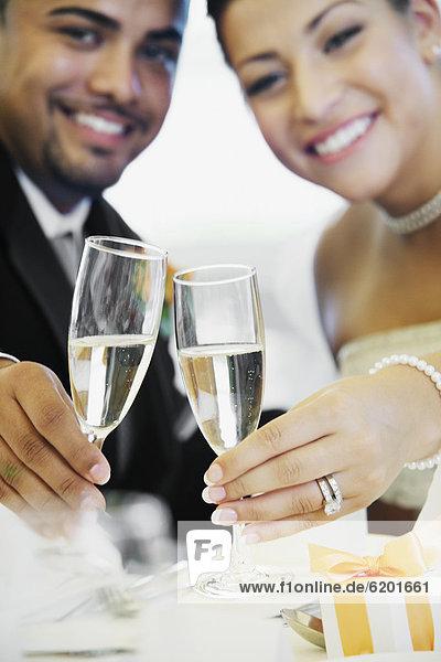 Braut  Bräutigam  multikulturell