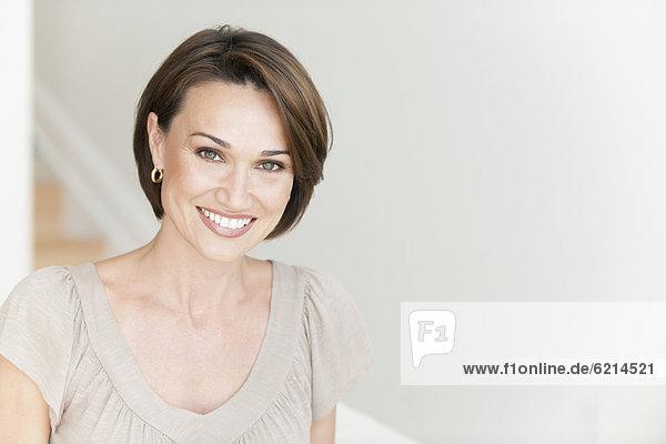 Frau  lächeln  brasilianisch