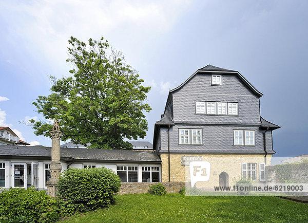Museum der Stadt Butzbach  Hessen  Deutschland  Europa