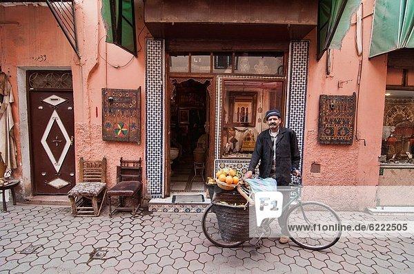 Tradition  Architektur  Marrakesch  antik  Marokko