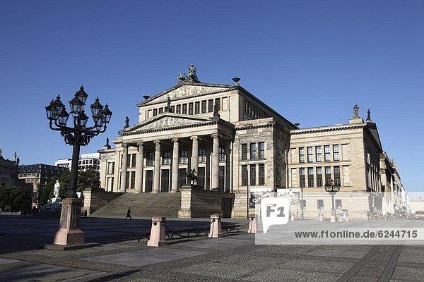 Berlin  Hauptstadt  Europa  Gendarmenmarkt  Deutschland  Schauspielhaus