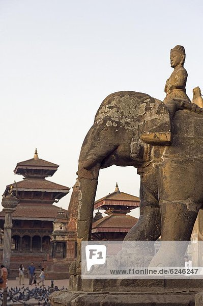 UNESCO-Welterbe  Asien  Durbar Square  Nepal  Patan UNESCO-Welterbe ,Asien ,Durbar Square ,Nepal ,Patan