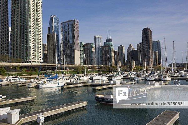 Vereinigte Staaten von Amerika  USA  Nordamerika  Chicago  Illinois