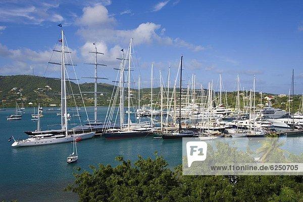 Karibik  Westindische Inseln  Mittelamerika  Leeward Islands