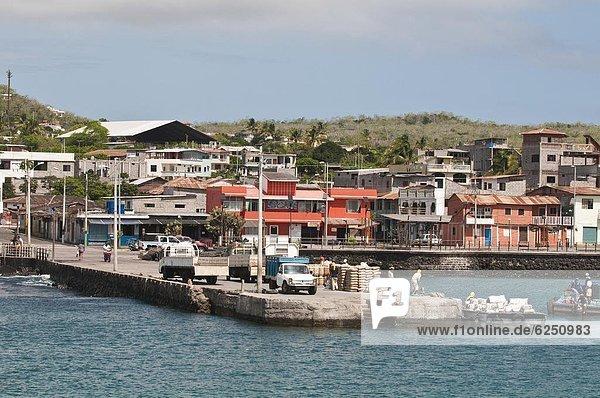 Insel  UNESCO-Welterbe  Ecuador  Galapagosinseln  Südamerika