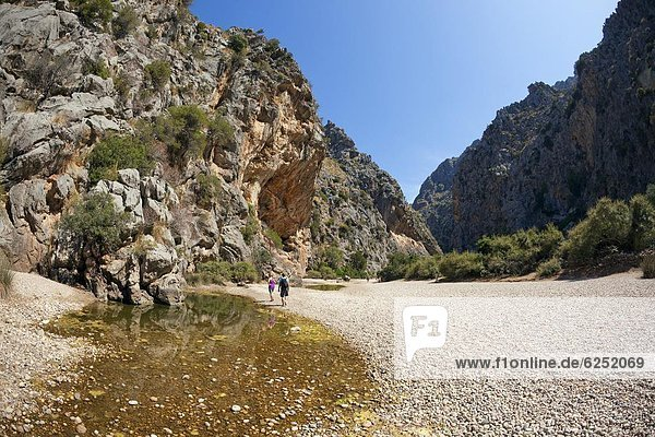 Europa  Balearen  Balearische Inseln  Sa Calobra  Spanien