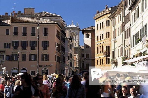 Rom Hauptstadt Europa Latium Italien