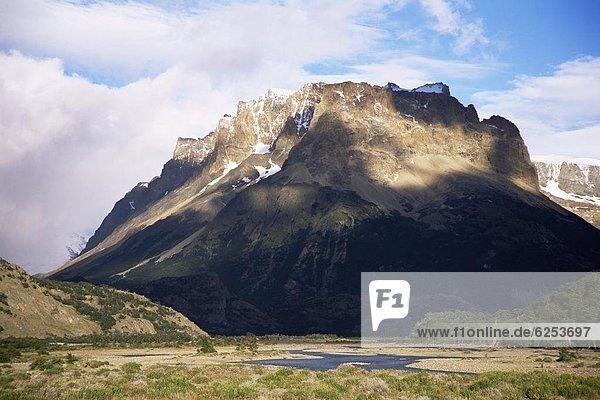 Canyon de Rio de las Vueltas  Patagonia  Argentina  South America